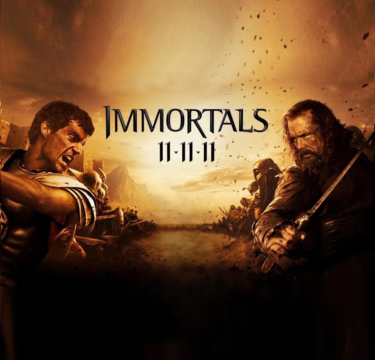 immortals full frame